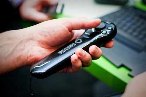 强强联合!razer推出六轴体感游戏手柄