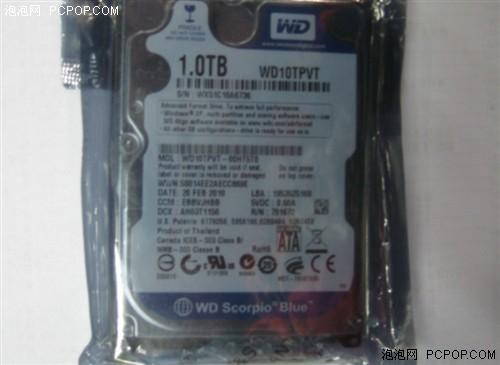 001419703 - 大降50元 西数1T笔记本硬盘跌到940元