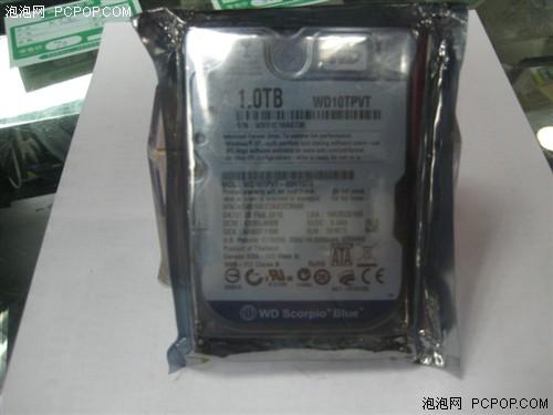 001419704 - 大降50元 西数1T笔记本硬盘跌到940元