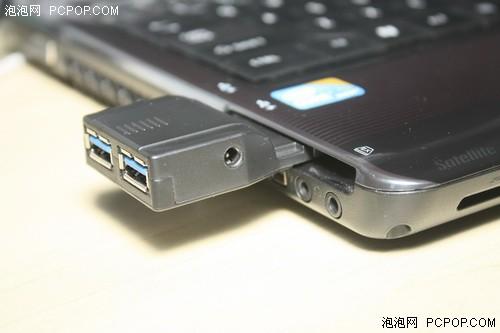 34mm规格转接卡可以使用在54mm规格的expresscard插槽中