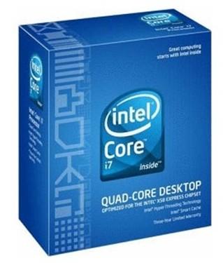 没有锁倍频的870:Intel Core i7-870s