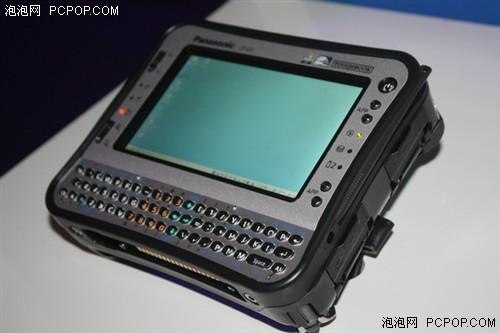 IDF2010:松下发布最新MID产品CF-U1