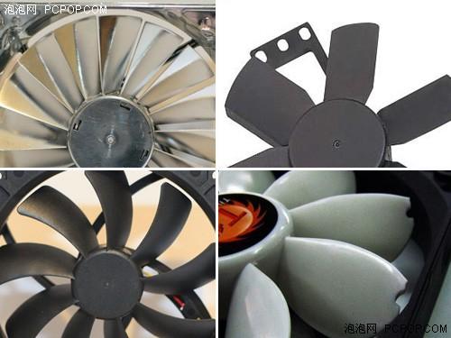 包括前面介绍的轴承以及扇叶结构设计,扇叶设计作为风扇最重要的一图片