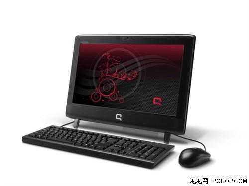 惠普发布CQ1、AIO两款入门级一体电脑