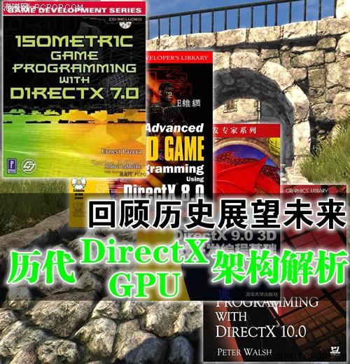DirectX支配游戲!歷代GPU架構全解析
