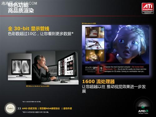 FirePro发布专访:AMD将改变绘图视界