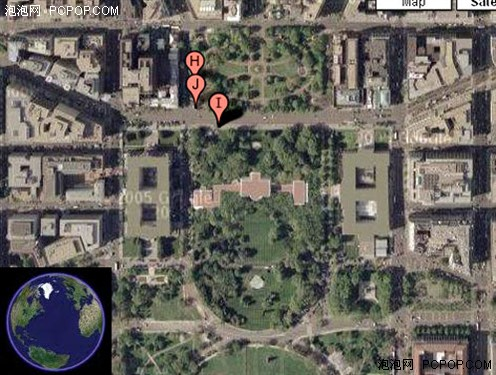 Google Earth\/Google Map发布5月更新