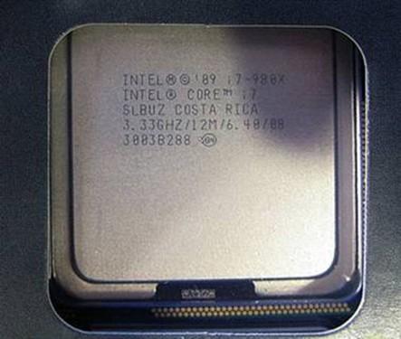 极限玩家首选Intel i7-980X 只售7999