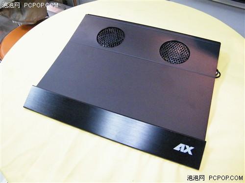 买AX电源 送价值199元全铝本本散热器