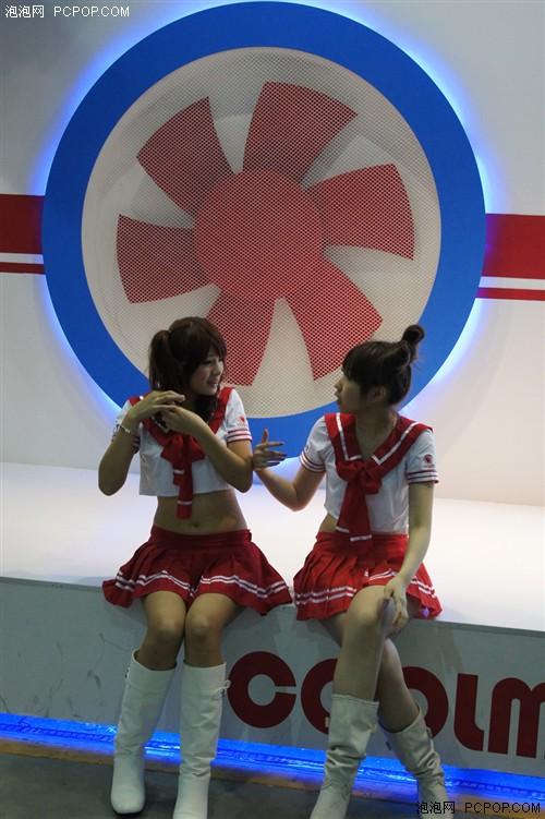 把风车吹起来!台湾散热品牌Coolmax