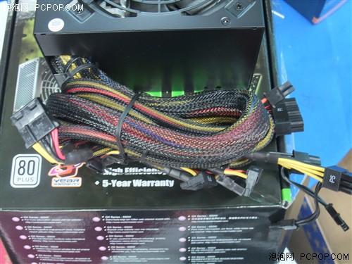 推行魔幻风格!酷冷GX系列电源新上市