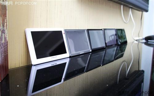 7吋绝地反击!多款巨屏MP4到站美图赏