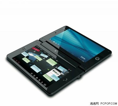 东芝W100双屏幕小本11号日本正式开售