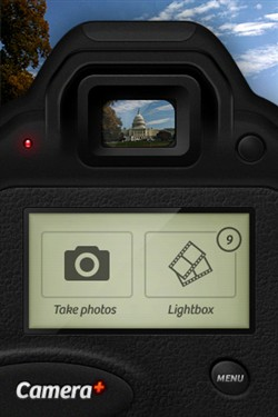 极有可能被苹果下架的应用:Camera+!