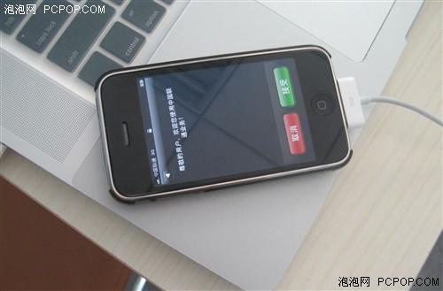 联通版iPhone 3GS关机无法正常充电?