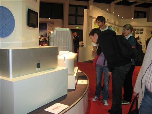 海尔热水器斩获年度产品创新、技术创新两项大奖