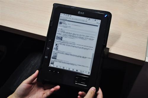 诠释电纸书新境界!汉王新品N800登场