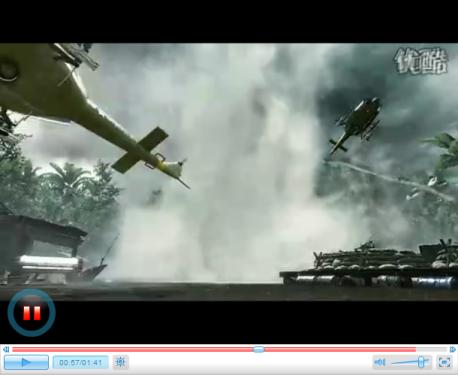 观看 新游戏/《使命召唤:黑色行动》游戏宣传片(点击可观看)
