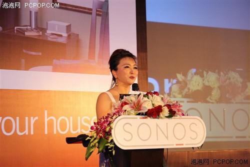 无线音频新玩法 美国SONOS品牌发布会