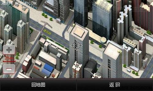 3d城市实景地图让gps更精准