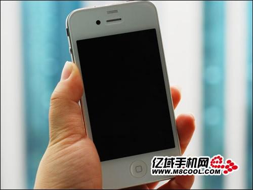 白色iPhone4现身 揭秘苹果为何不量产