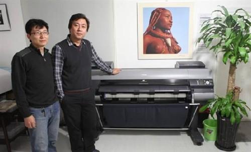 满足艺术输出收藏级需求 佳能12色大幅面打印机获肯定