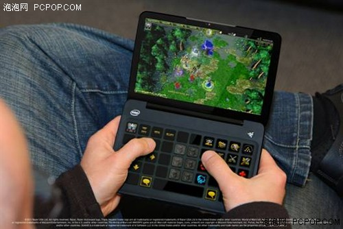 Razer公布全新移动PC游戏概念设计