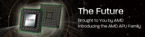 革命性产品!泡泡抢先测试AMD APU平台