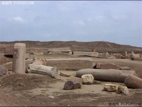 寻访历史遗迹!著名的失落古城