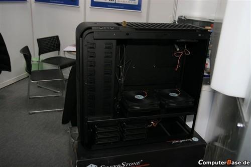 560欧元!银欣展出两款超酷uATX机箱