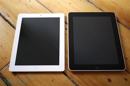 为入手做准备!iPad2全方位真机实照