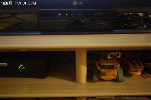 扔掉控制器!微软Kinect体感装置体验