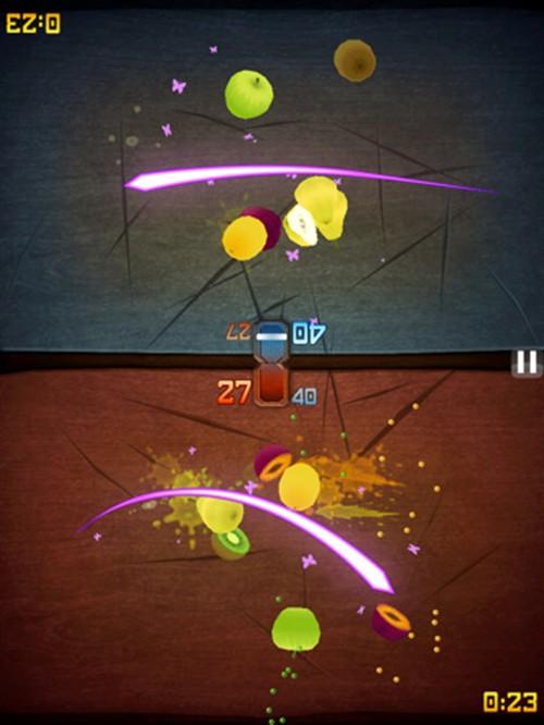 iPad游戏要给力!双人玩10佳游戏推荐
