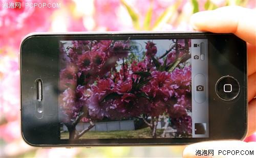 手机频道pcpop首页手机评测苹果◆iphone4显示正文:iphon激活界面突然拍照要手机怎么办图片
