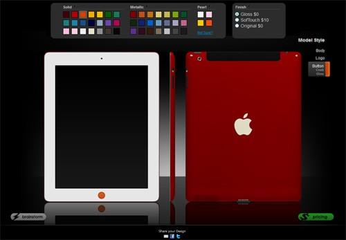 背靠苹果好赚钱! iPad2染色报价900刀_苹果平
