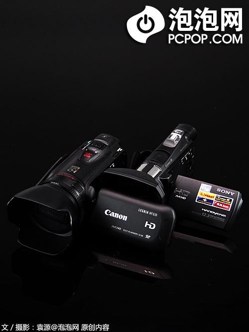 旗舰对决 索尼CX700E佳能G10对比评测