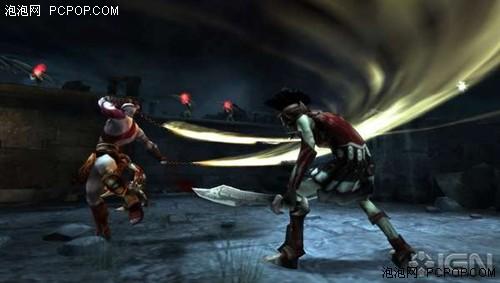 奎爷再降临 两部PS3《战神》新作登场