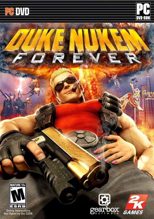 毁灭公爵归来 8部PC游戏大作6月发售