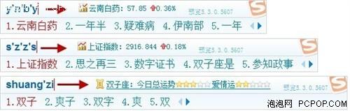 搜狗输入法6.0版下载 个性十足开放化