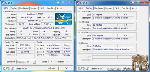 节能系列席卷!i5-2390T/i5-2500T评测