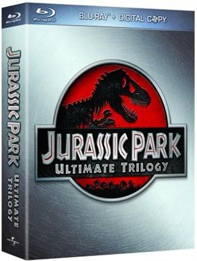 恐龙3部曲 《侏罗纪公园》BD合辑问世