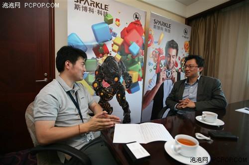 专访林呈祥:改变中的SPARKLE如何走?