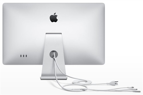 同类最低价 苹果27英寸LED显示器解析
