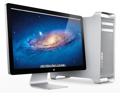 驳接强大的Mac Pro-仅售6434元 苹果27英寸LED显示器解析