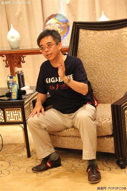 高涵宇:支持Chinajoy是行销策略改变