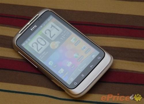 升级版野火 HTC Wildfire S真机体验