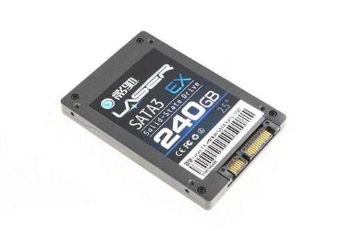 秒杀镁光/Intel!影驰首款SSD对比评测