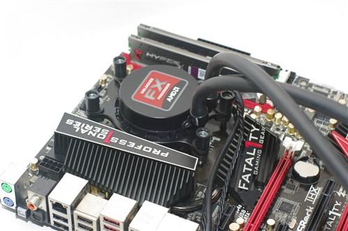 FX合体 华擎990FX Professional简测