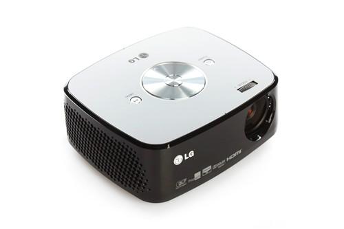 超便携娱乐投影 LG HX300G现价4999元
