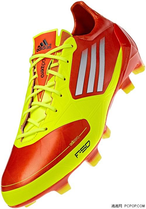 内置速度传感器!揭秘阿迪达斯新款智能足球鞋